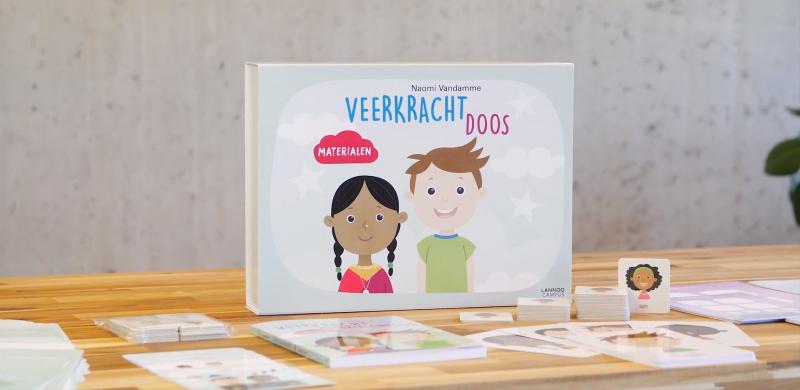 Naomi Vandamme,Veerkracht Materialendoos