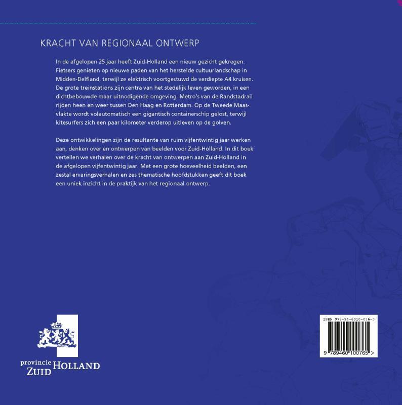 Francisco Colombo, Jeroen van Schaick, Peter Paul Witsen,Kracht van Regionaal Ontwerp