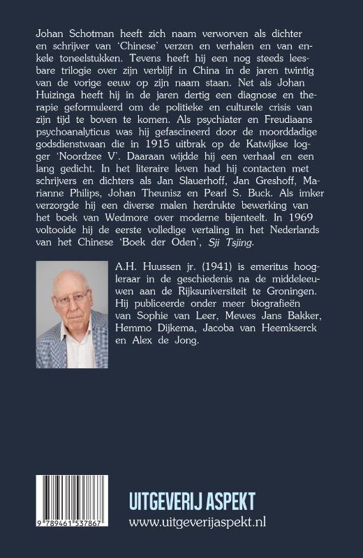 A.H. Huussen jr.,Johan Schotman