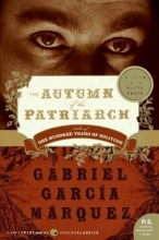 Garcia Marquez, Gabriel The Autumn of the Patriarch