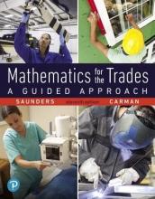 Hal Saunders,   Robert Carman Mathematics for the Trades