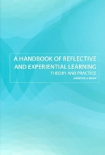 Jennifer A. Moon A Handbook of Reflective and Experiential Learning