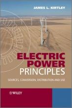 Kirtley, James L. Electric Power Principles