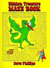 Dave Phillips Hidden Treasure Maze Book