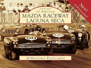 Noble, Butch Mazda Raceway Laguna Seca