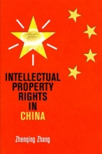 Zhang, Zhenqing Intellectual Property Rights in China