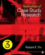 Robert K. Yin Applications of Case Study Research
