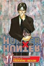 Togashi, Yoshihiro Hunter X Hunter 11