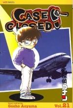 Aoyama, Gosho Case Closed 21