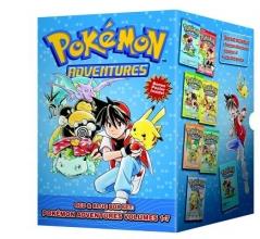 Kusaka, Hidenori Pokemon Adventures Red & Blue Box Set