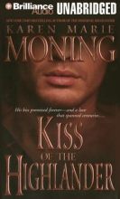 Moning, Karen Marie Kiss of the Highlander