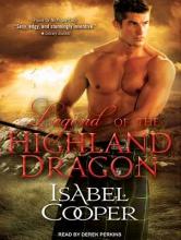 Cooper, Isabel Legend of the Highland Dragon