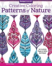 Valentina Harper Creative Coloring Patterns of Nature