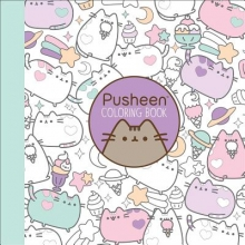Belton, Claire Pusheen Coloring Book