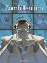 Pins, Arthur De Zombillenium, Volume 3