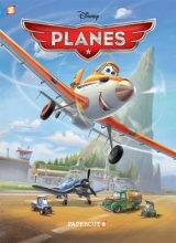 Lasseter, John,   Hall, Klay Disney Graphic Novels Planes 1