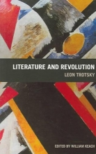 Trotsky, Leon Literature And Revolution