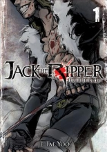 Yoo, Je-Tae Jack the Ripper Hell Blade 1