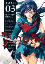 Clamp BLOOD-C 03