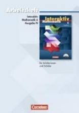 Mathematik interaktiv 6. Schuljahr. Arbeitsheft. Ausgabe N mit Lösungsteil