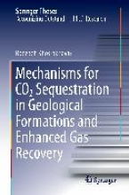Khosrokhavar, Roozbeh Mechanisms for CO2 Sequestration in Geological Formations and Enhanced Gas Recovery