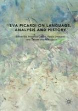 Eva Picardi on Language, Analysis and History