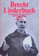 Brecht, Bertolt Brecht-Liederbuch