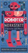 Parker, Steve Roboter Werkstatt