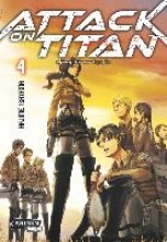 Isayama, Hajime Attack on Titan 04