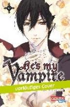 Shouoto, Aya He`s my Vampire 10