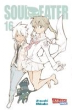 Ohkubo, Atsushi Soul Eater 16