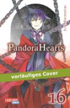Mochizuki, Jun Pandora Hearts 16