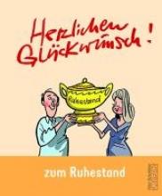 Butschkow, Peter Herzlichen Glckwunsch zum Ruhestand