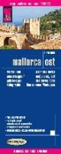 Reise Know-How Verlag , Mallorca Ost Wanderkarte 1 : 40 000