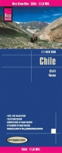 , Reise Know-How Landkarte Chile 1 : 1.600.000