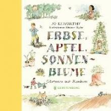 Elworthy, Jo Erbse, Apfel, Sonnenblume