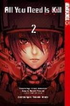 Obata, Takeshi All You Need Is Kill Manga 02