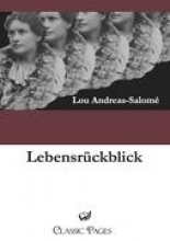 Andreas-Salomé, Lou Lebensrückblick