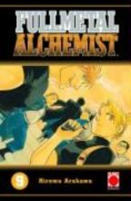 Arakawa, Hiromu Fullmetal Alchemist 09
