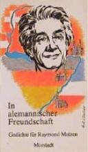 Philipp, Marthe Zeitgenössische Mundart In alemannischer Freundschaft