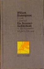 Shakespeare, William Ein Sommernachtstraum