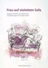 Forster, Gerd Frau auf violettem Sofa
