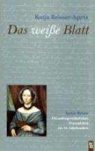 Beisser-Apetz, Katja Das weiße Blatt