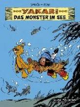 Jobin, André Yakari 17. Das Monster im See