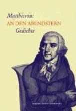 Matthisson, Friedrich von An den Abendstern
