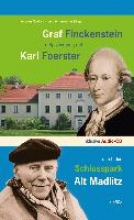 Nölle, Anselm Graf Finckenstein im Spaziergang mit Karl Foerster durch den Schlosspark Alt Madlitz