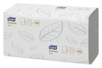 , Handdoek Tork H2 100288 Premium 2laags 2