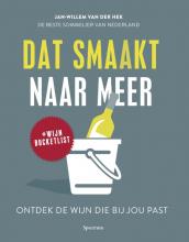 Jan-Willem van der Hek Dat smaakt naar meer