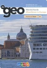 F. Jutte , Wereld/Aarde Havo SE Werkboek
