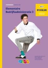 Pieter Mijnster Gerard van Heeswijk  Stef Stienstra, Elementaire bedrijfsadministratie Basisboek deel 3 niveau 3 en 4